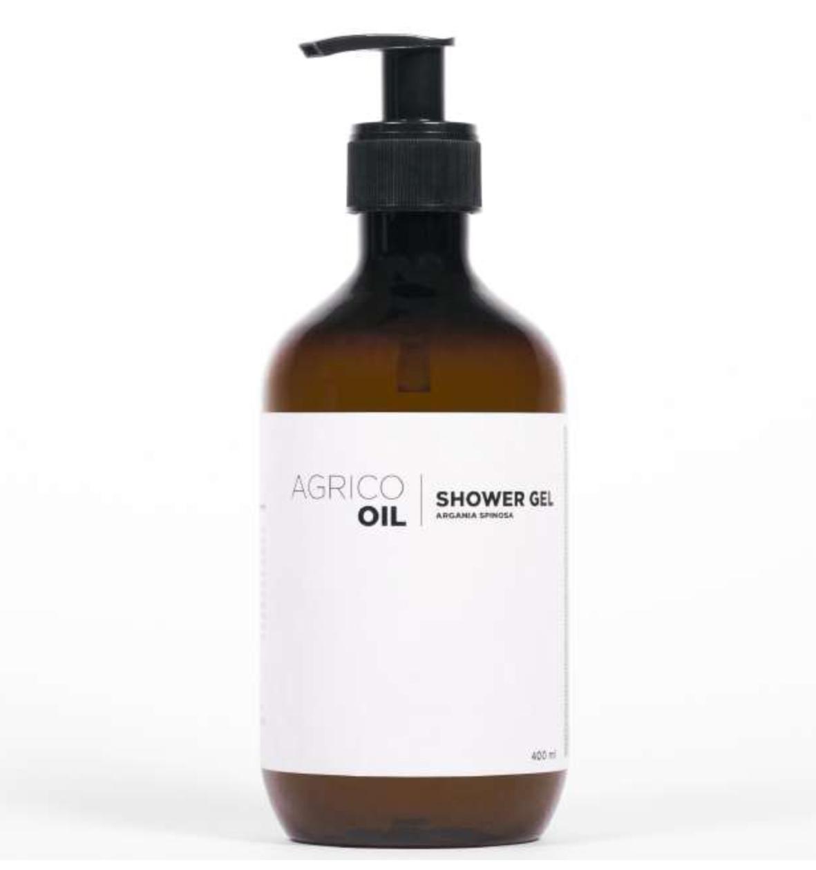 Agrico Oil Shower gel - sprchový gél s arganovým olejom, 400 ml