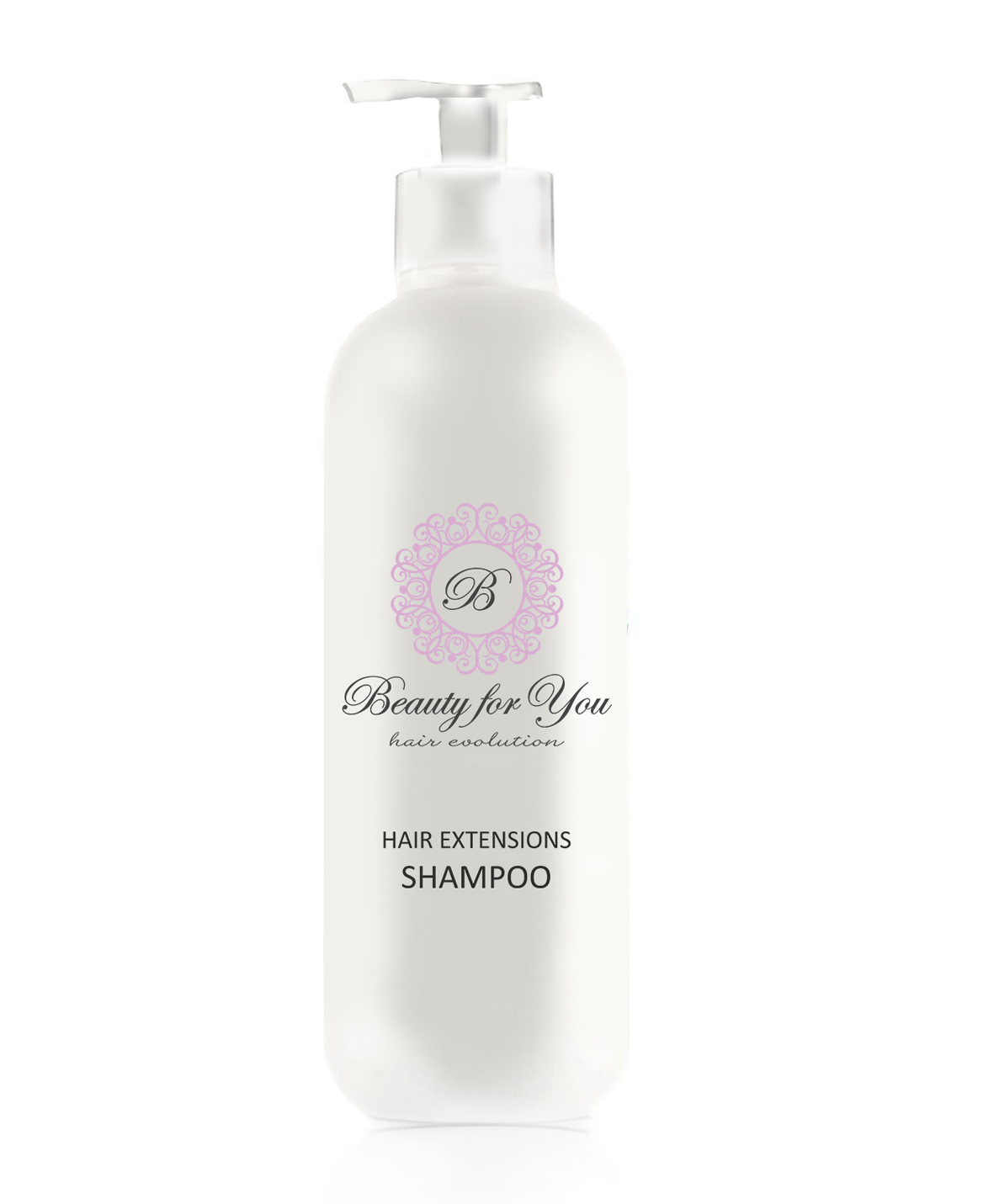 Beauty for You Hair Extension Technical Shampoo - technický šampon na prodlužováné vlasy, 500 ml