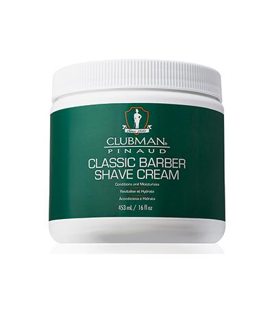 Clubman Classic Barber Shave Cream 0067 - krém na holení, 453 g