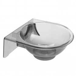 Eurostil Tint Bowl Large Transparent 01169 - priesvitná miska na zavesenie