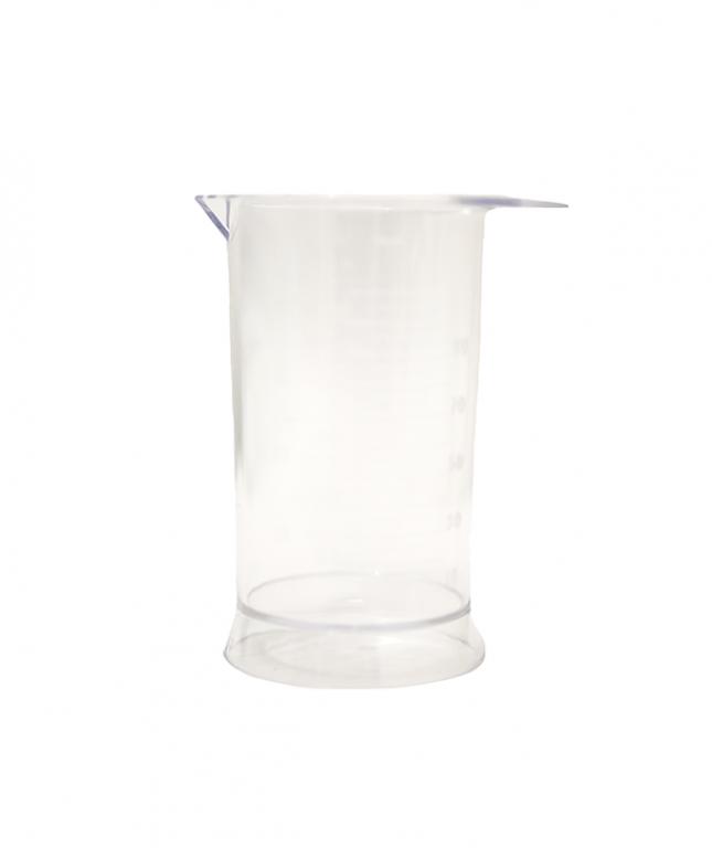 Plastová odměrka, 9325, 100 ml