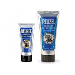 Reuzel FIBER gel firm - gel na vlasy s matným efektem