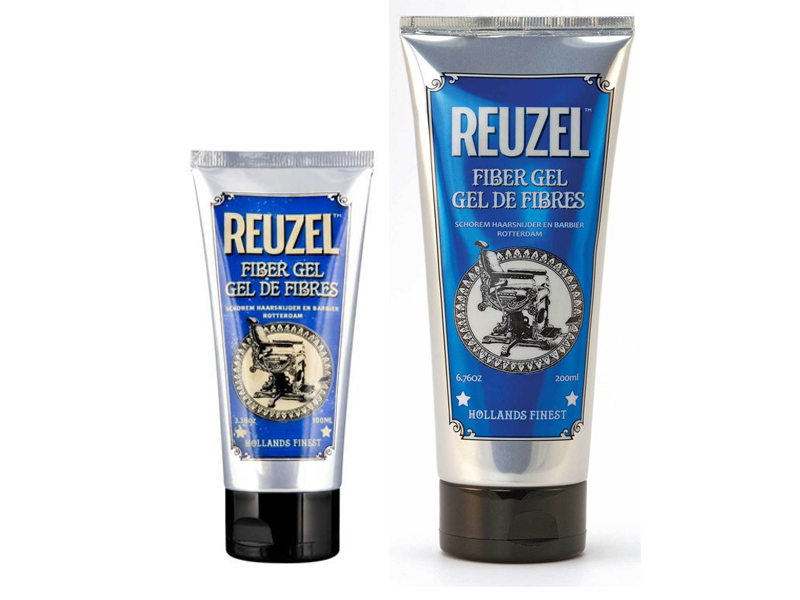 Reuzel FIBER gel firm - gél na vlasy s matným efektom