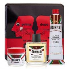 Proraso Komplet Vintage Selection Primadopo - profesionálny výživný set na holenie