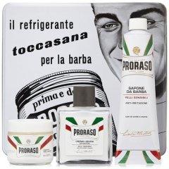 Proraso Komplet Vintage Selection Toccasana - profesionálna sada na holenie pre citlivú pokožku
