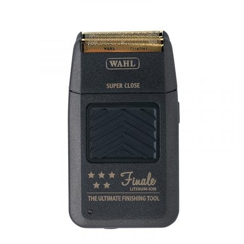 Wahl Finale 08164-516 - profesionálny holiaci strojček s nabíjacím stojanom + Gembird - stlačený vzduch, 400 ml