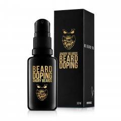 Angry Beards Beard Doping - přípravek na růst brady, 30 ml