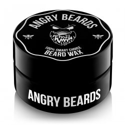 Angry Beards - Beard Wax - Vosk na vousy, 30ml