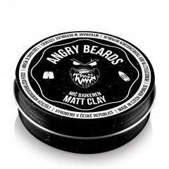 Angry Beards Mič Bjukenen - íl na vlasy, 120 g