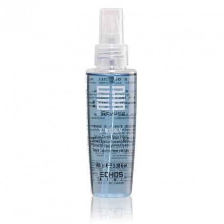 Echosline Slim Serum - lehký fluid na uhlazení vlasů, 100 ml