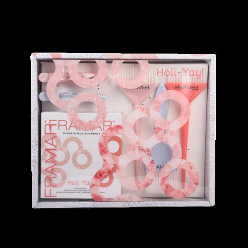 Framar KIT-HOL19 Holi-Yay Kit - sada kaderníckych pomôcok - limitovaná vianočná edícia