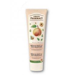Green Pharmacy - krém na ruce efekt druhé kůže 3v1, 100 ml