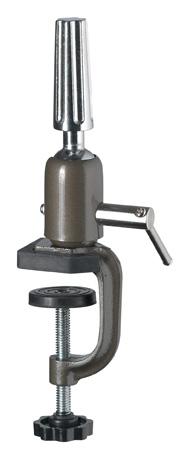 Comair Table holder metal 3010059 - kovový stojan na cvičnou hlavu, upevnění na stůl