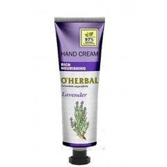 O`Herbal Levander - krém na ruky levanduľa, 30 ml