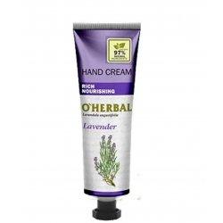 O`Herbal Levander - krém na ruce levandule, 30 ml