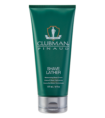 Clubman Shave Lather 0029 - krémová pěna na holení, 177 ml