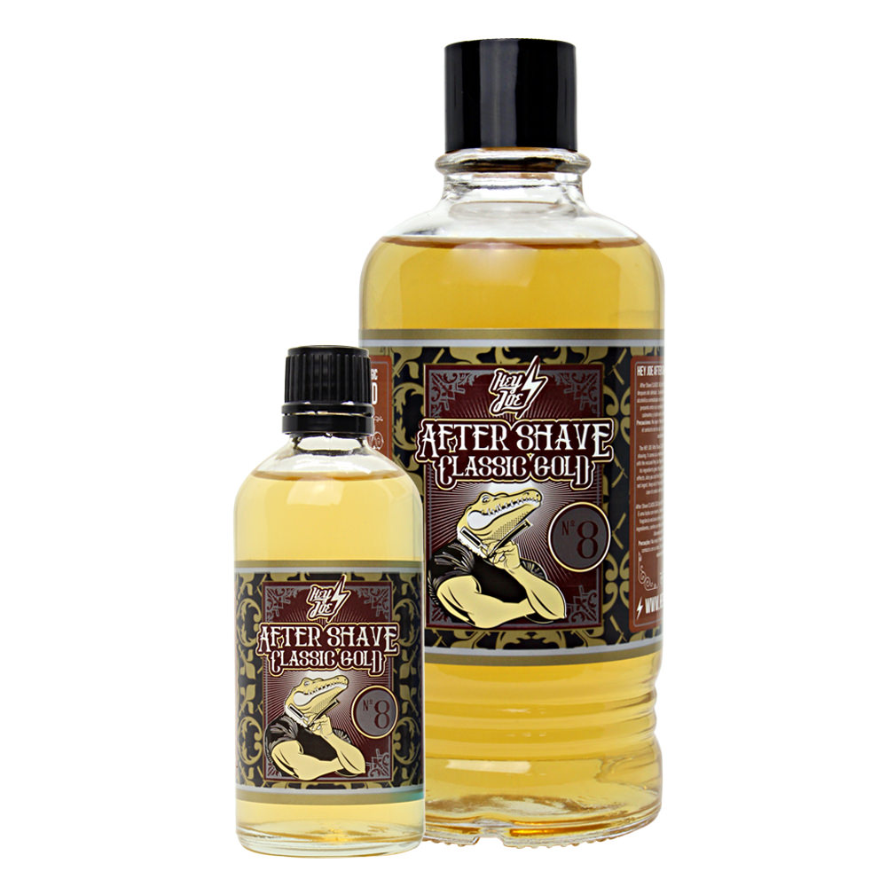 Hey Joe! After shave #8 Classic Gold - voda po holení