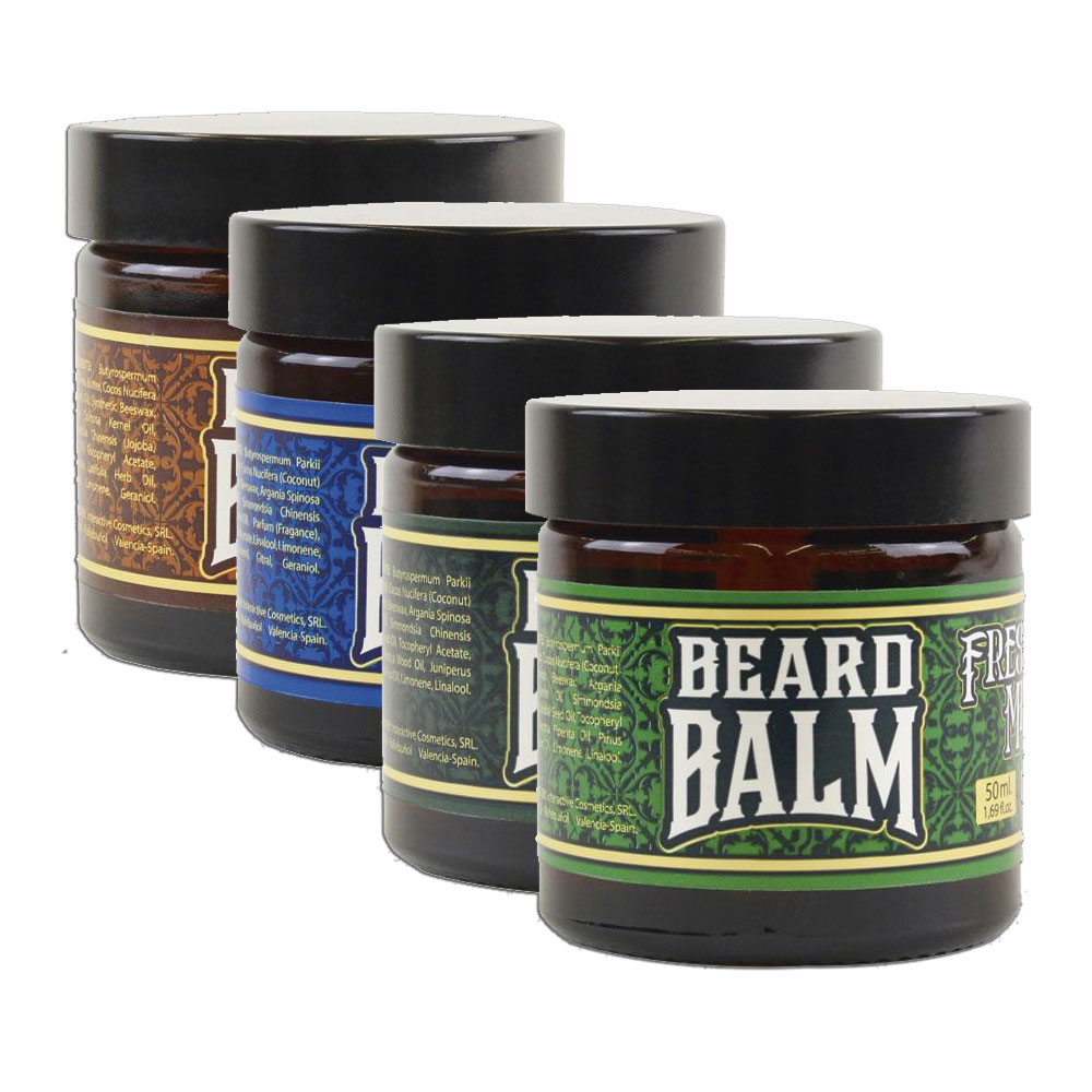 Hey Joe! Beard balm - balzám na vousy, 60ml
