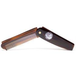 Hey Joe! Deluxe folding comb - skladací hrebeň do vrecka