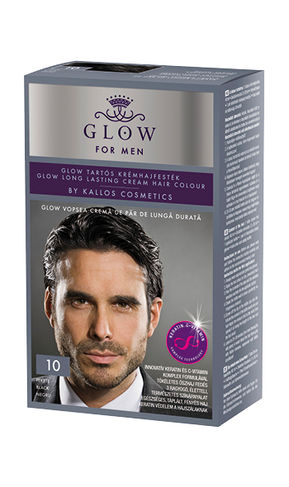 Kallos Glow Men - farba pre mužov