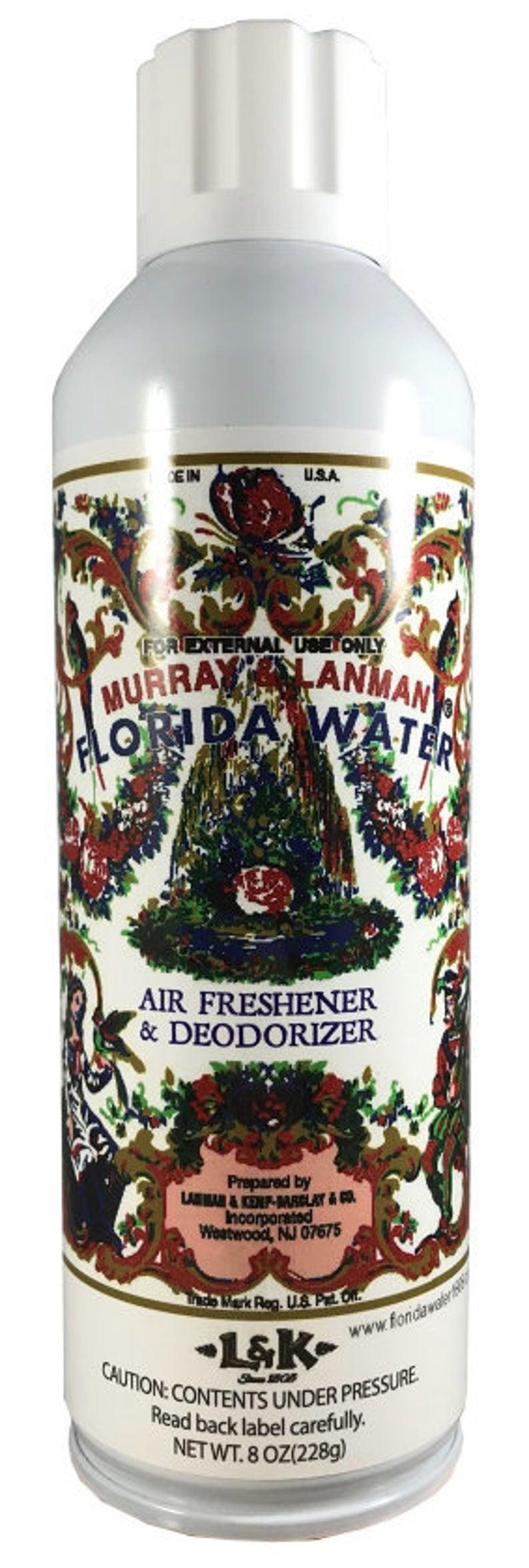 Murray & Lanman Florida Water Sprey - osviežovač vzduchu, 228 g