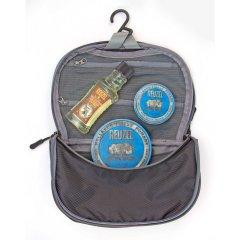 Reuzel Pigs Can Fly Dopp Bag Blue - sada pomáda, 113 g + pomáda, 35 g + Daily šampon, 100 ml + taštička