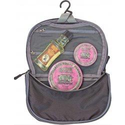 Reuzel Pigs Can Fly Dopp Bag Pink - sada pomáda, 113 g + pomáda, 35 g + Daily šampon, 100 ml + taštička