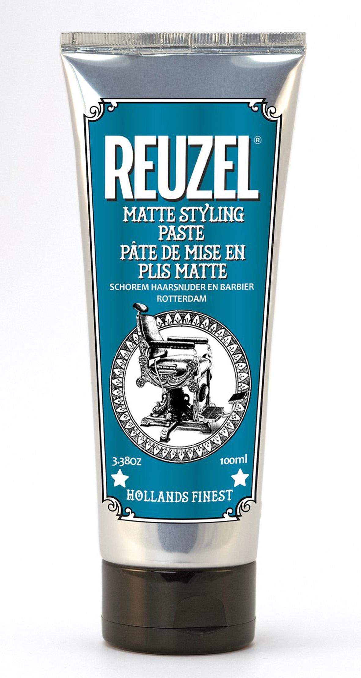 Reuzel  Matte Styling Paste - pasta na vlasy, 100 ml
