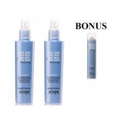AKCE: 2x Echosline Volumizer spray - sprej pro objem vlasů, 200 ml + Volumaster lak na vlasy, 500 ml