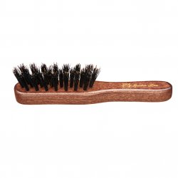 Barber Line Wooden Small Brush Nereo 06072 - kartáč na bradu