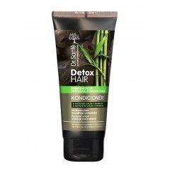 Dr. Santé Detox Hair - kondicionér na vlasy s aktívným uhlím z bambusu, 200 ml
