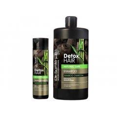 Dr. Santé Detox Hair - šampón na vlasy s aktívným uhlím z bambusu