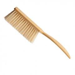 Eurostil Brush Barber Neck Handle 00501 - plastový kartáč na odstranění vlasů