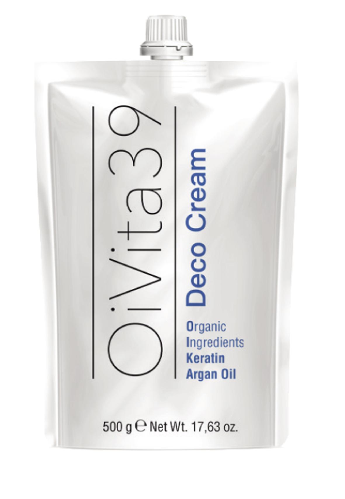 OiVita39 New Deco Cream - krémový melír, 500 g