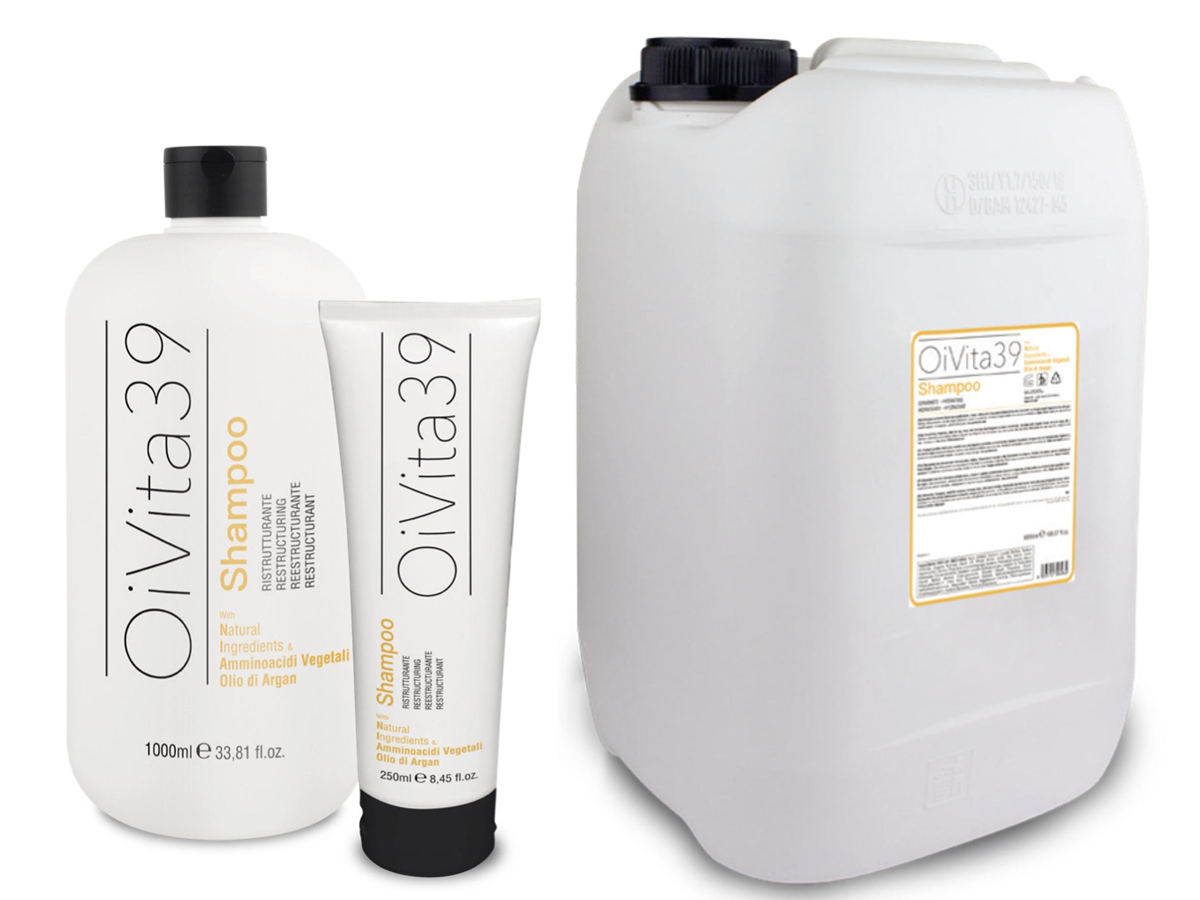 OiVita39 New Nourishing shampoo - hydratačný šampón