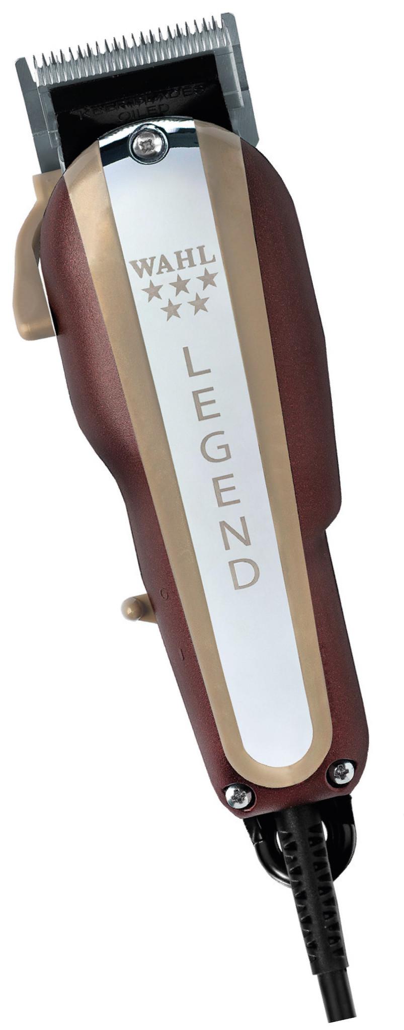 Wahl Legend 08147-416 - profesionální stříhací strojek + Gembird - stlačený vzduch, 400 ml