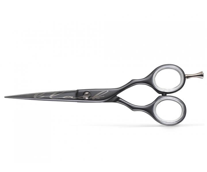 Kiepe Scissors Ergo Anatomic Luxury Black-Black 2450 - kadeřnické nůžky