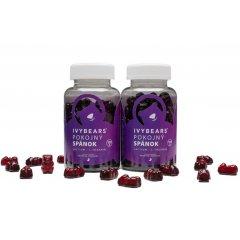AKCE: 2x IVY Bears - klidný spánek - vitamíny, 150 g