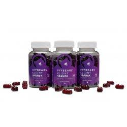 AKCE: 3x IVY Bears - klidný spánek - vitamíny, 150 g