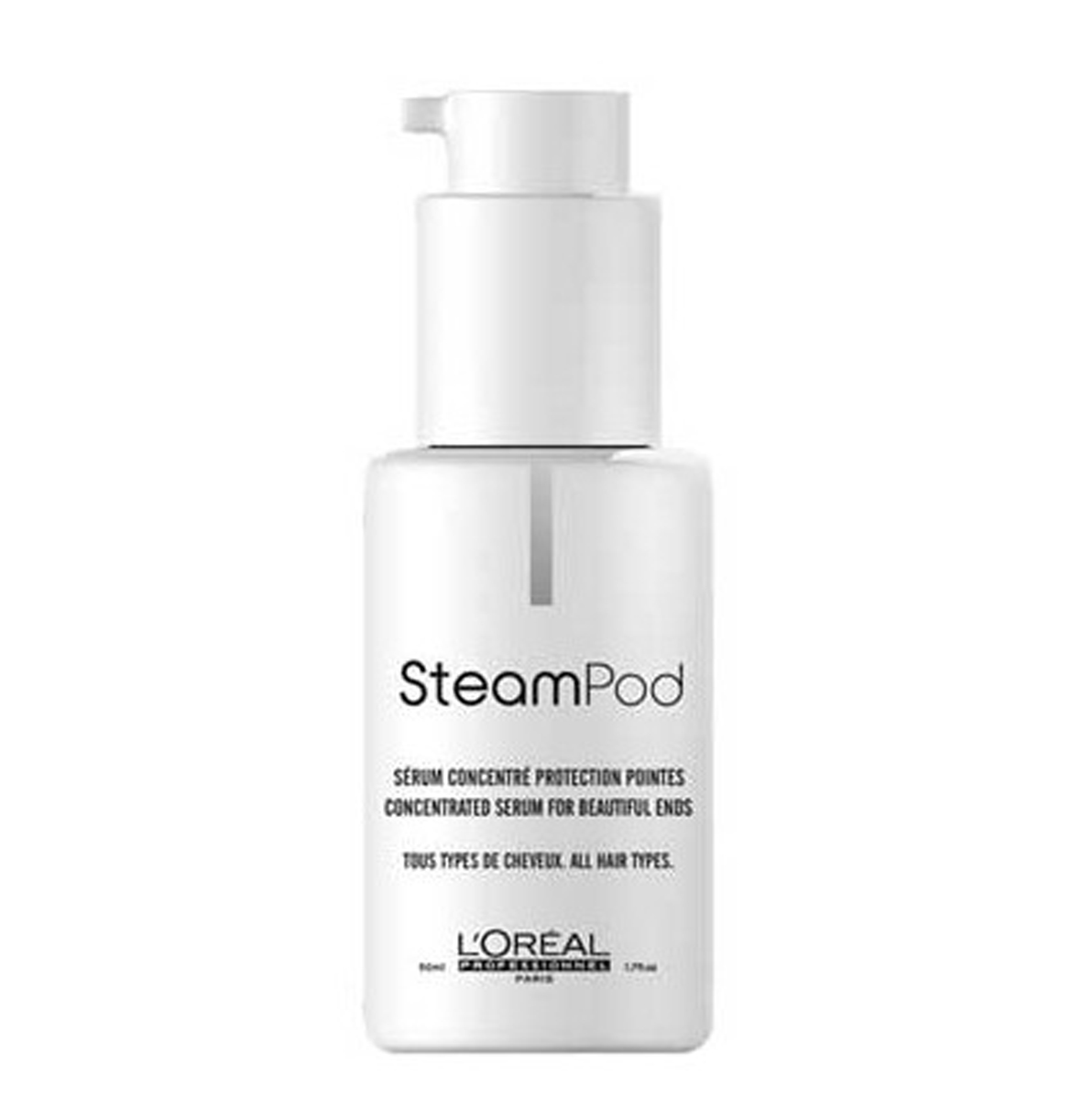 L'Oréal SteamPod Finish Serum - uhlazující sérum, 50 ml