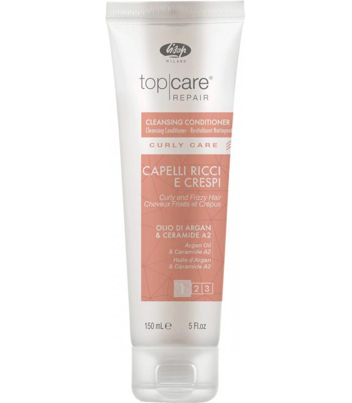 Lisap Top Care Curly Care Cowash- kondicionér na kudrnaté vlasy, 150 ml