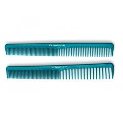 Beuy Pro Comb - kombinované hrebene, modré