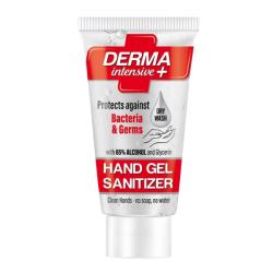 Derma Intensive+ - dezinfekčný antibakteriálný gél na ruky, 50 ml
