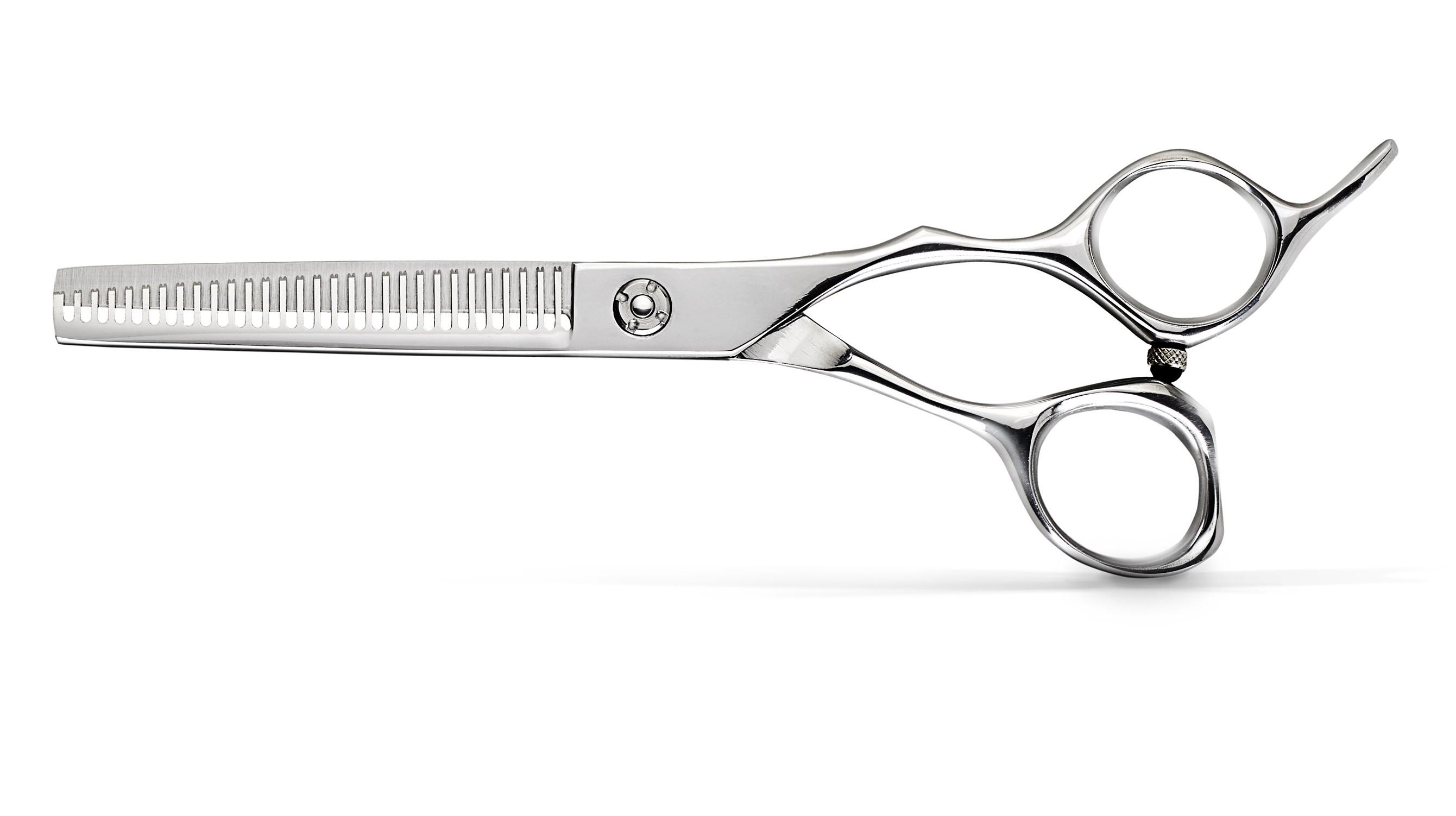 Kiepe Blending Scissors 30 Teeth Semi-Offset 2898T30 - profesionální efilační nůžky