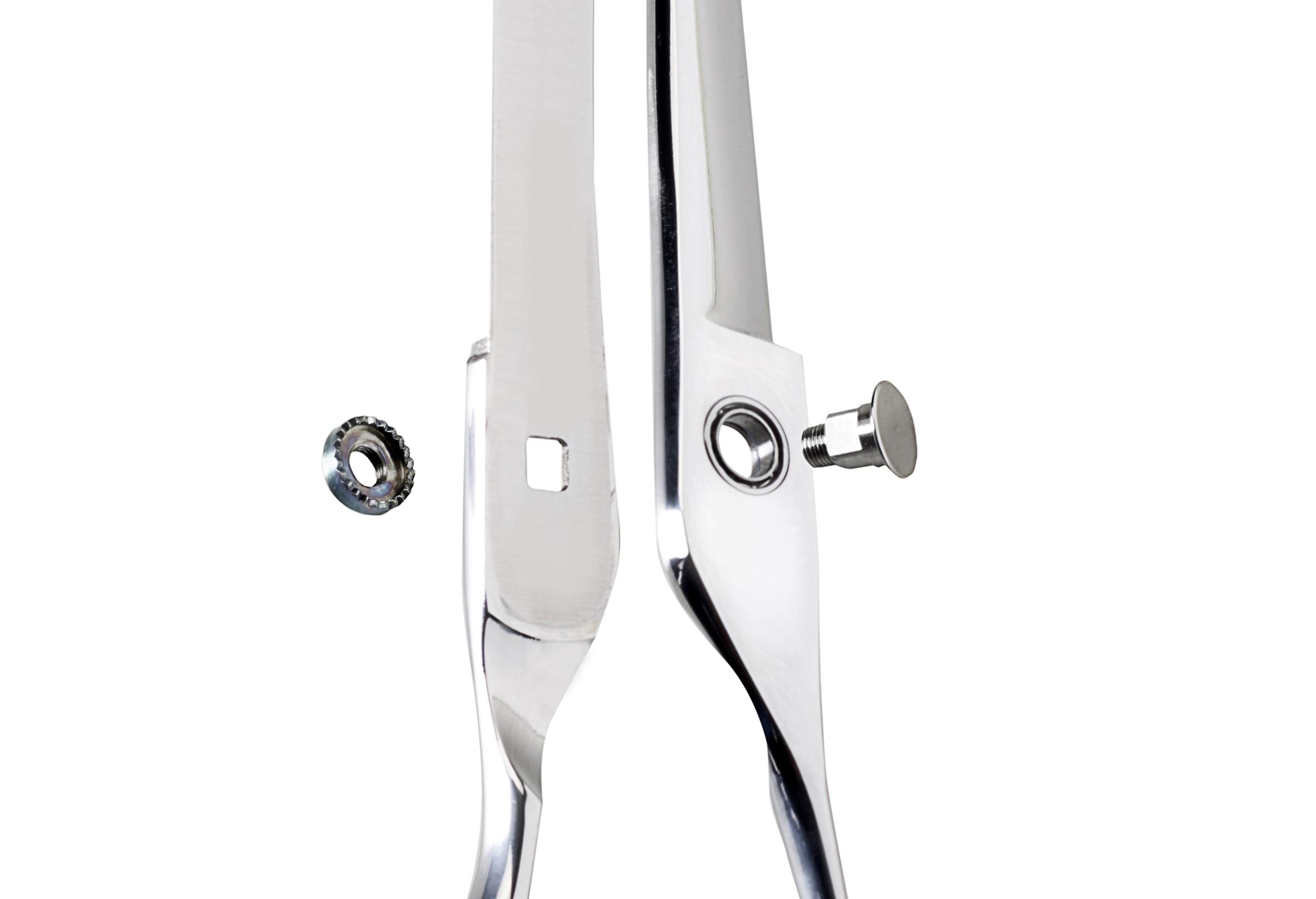 Kiepe Hairdresser Scissors Razor Edge Regular 2814 - profesionálne kadernícke nožnice