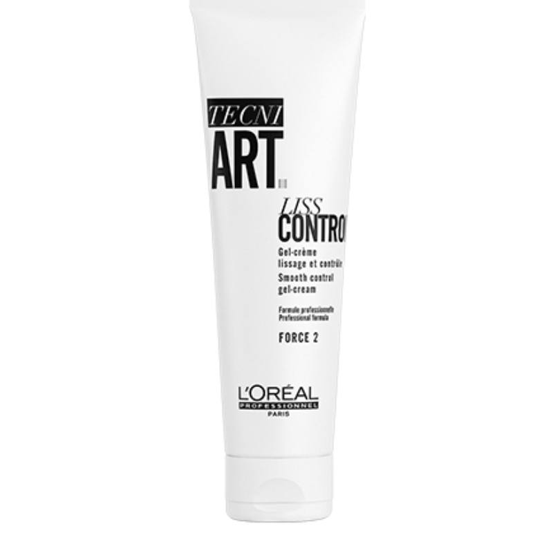 L'Oréal Professionnel Tecni Art Liss Control - krém na uhlazení vlasů, 150 ml
