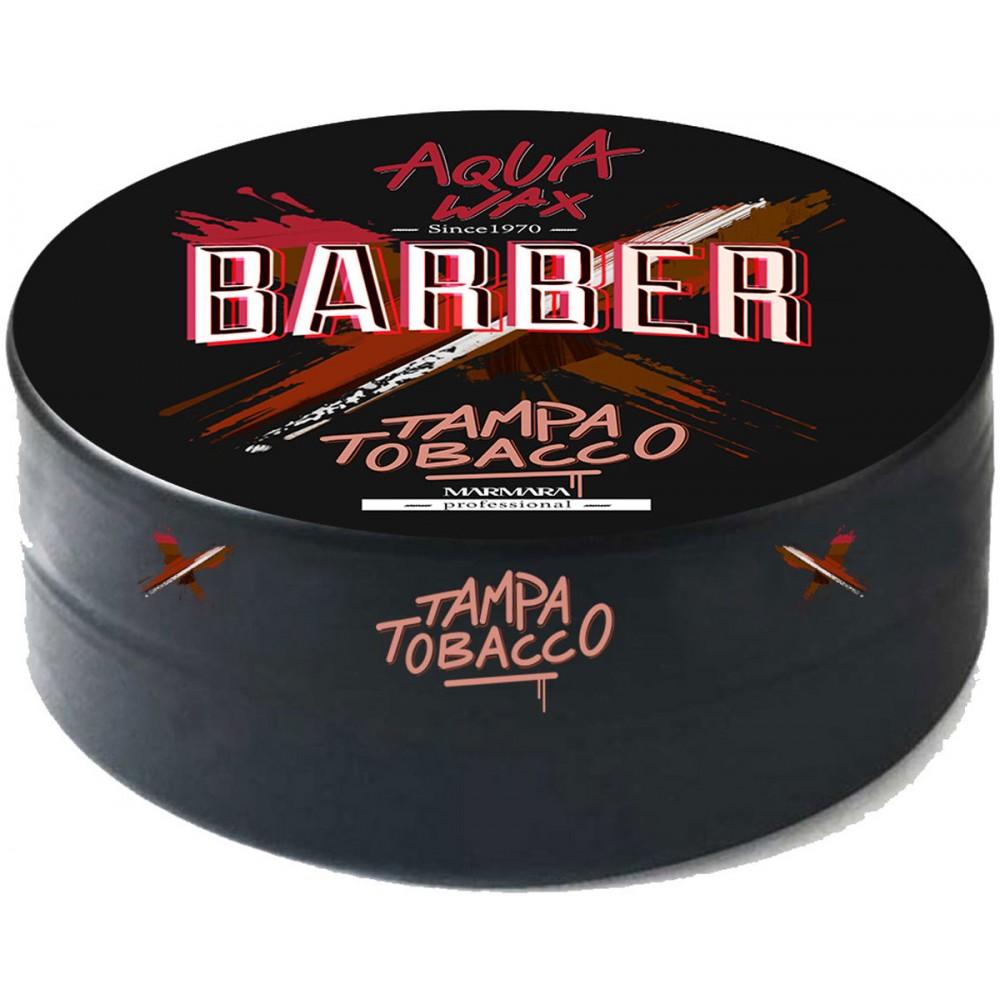Marmara Aqua Wax Tampa Tobacco - vosk na vlasy s vůní tabáku, 150 ml