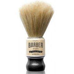 Marmara Barber Brush 1071 - štetka na holenie
