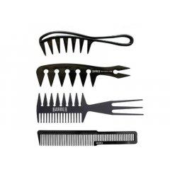 Marmara Barber Comb - profesionální holičské hřebeny