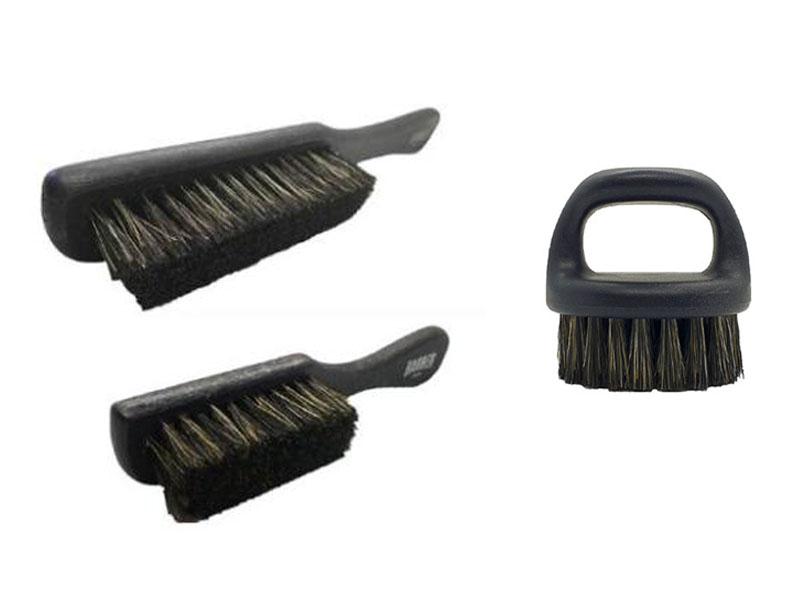 Marmara Barber Fade Brush - kartáč na čištění pokožky hlavy